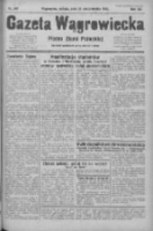 Gazeta Wągrowiecka: pismo ziemi pałuckiej 1932.10.29 R.12 Nr250