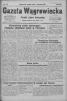 Gazeta Wągrowiecka: pismo ziemi pałuckiej 1932.11.01 R.12 Nr252