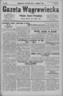 Gazeta Wągrowiecka: pismo ziemi pałuckiej 1932.11.03 R.12 Nr253