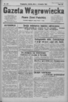 Gazeta Wągrowiecka: pismo ziemi pałuckiej 1932.11.04 R.12 Nr254