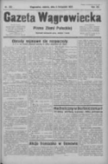 Gazeta Wągrowiecka: pismo ziemi pałuckiej 1932.11.05 R.12 Nr255