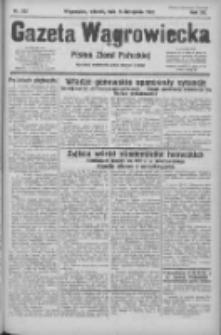Gazeta Wągrowiecka: pismo ziemi pałuckiej 1932.11.15 R.12 Nr263