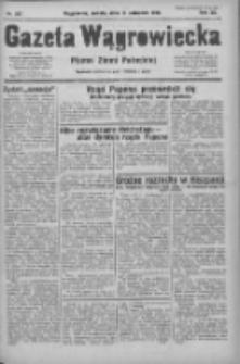 Gazeta Wągrowiecka: pismo ziemi pałuckiej 1932.11.19 R.12 Nr267
