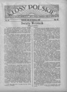 Kłosy Polskie 1934.04.22 R.26 Nr16