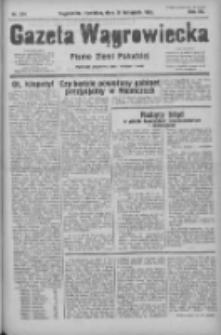 Gazeta Wągrowiecka: pismo ziemi pałuckiej 1932.11.27 R.12 Nr274