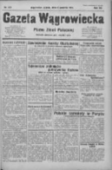 Gazeta Wągrowiecka: pismo ziemi pałuckiej 1932.12.02 R.12 Nr278
