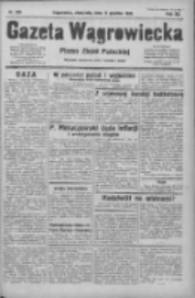 Gazeta Wągrowiecka: pismo ziemi pałuckiej 1932.12.11 R.12 Nr285