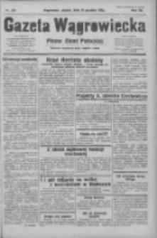 Gazeta Wągrowiecka: pismo ziemi pałuckiej 1932.12.16 R.12 Nr289