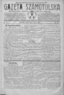 Gazeta Szamotulska: niezależne pismo narodowe, społeczne i polityczne 1930.03.01 R.9 Nr24