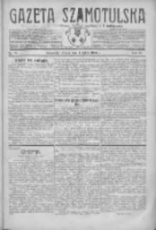 Gazeta Szamotulska: niezależne pismo narodowe, społeczne i polityczne 1930.03.04 R.9 Nr25