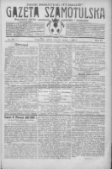 Gazeta Szamotulska: niezależne pismo narodowe, społeczne i polityczne 1930.03.15 R.9 Nr30