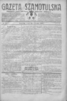 Gazeta Szamotulska: niezależne pismo narodowe, społeczne i polityczne 1930.04.01 R.9 Nr37