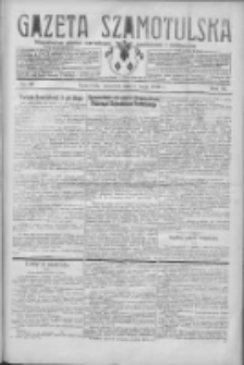Gazeta Szamotulska: niezależne pismo narodowe, społeczne i polityczne 1930.05.01 R.9 Nr49