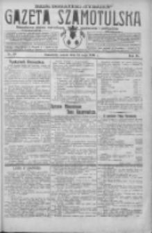 Gazeta Szamotulska: niezależne pismo narodowe, społeczne i polityczne 1930.05.24 R.9 Nr59