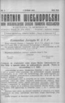 Bartnik Wielkopolski: organ Wielkopolskiego Związku Towarzystw Pszczelniczych 1932.02.01 R.13 Nr2