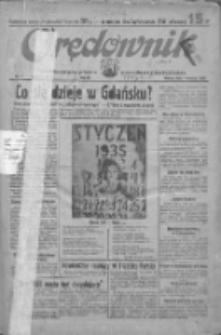 Orędownik: ilustrowane pismo narodowe i katolickie 1935.01.01 R.65 Nr1