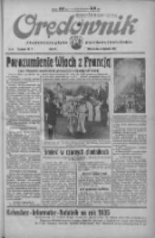 Orędownik: ilustrowane pismo narodowe i katolickie 1935.01.08 R.65 Nr6