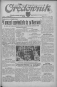Orędownik: ilustrowane pismo narodowe i katolickie 1935.01.16 R.65 Nr13