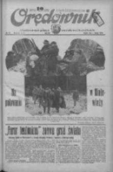 Orędownik: ilustrowane pismo narodowe i katolickie 1935.02.01 R.65 Nr27