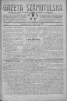 Gazeta Szamotulska: niezależne pismo narodowe, społeczne i polityczne 1930.07.03 R.9 Nr75