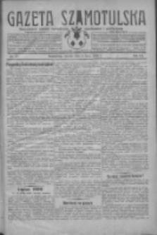 Gazeta Szamotulska: niezależne pismo narodowe, społeczne i polityczne 1930.07.08 R.9 Nr77