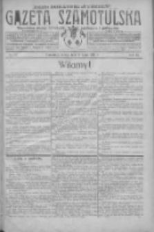 Gazeta Szamotulska: niezależne pismo narodowe, społeczne i polityczne 1930.07.19 R.9 Nr82