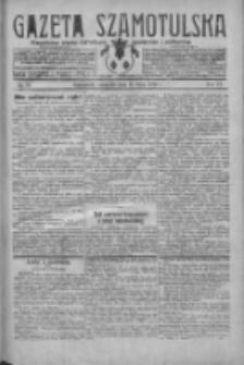 Gazeta Szamotulska: niezależne pismo narodowe, społeczne i polityczne 1930.07.31 R.9 Nr87