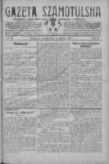 Gazeta Szamotulska: niezależne pismo narodowe, społeczne i polityczne 1930.08.14 R.9 Nr93