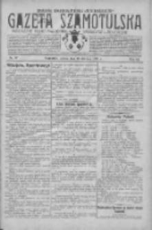 Gazeta Szamotulska: niezależne pismo narodowe, społeczne i polityczne 1930.08.23 R.9 Nr97