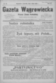 Gazeta Wągrowiecka: pismo ziemi pałuckiej 1935.07.04 R.15 Nr151