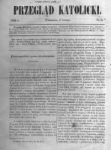 Przegląd Katolicki. 1863.02.05 R.1 nr5
