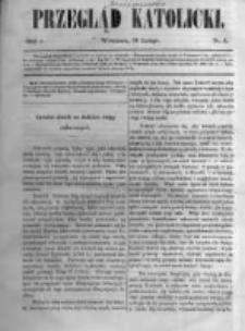 Przegląd Katolicki. 1863.02.26 R.1 nr8