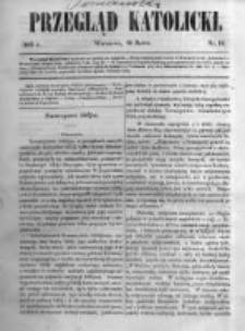 Przegląd Katolicki. 1863.03.12 R.1 nr10
