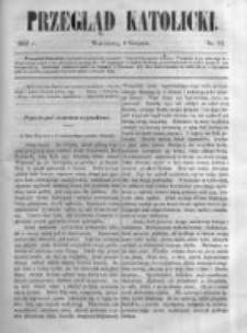 Przegląd Katolicki. 1863.08.06 R.1 nr31
