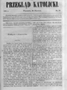 Przegląd Katolicki. 1864.09.22 R.2 nr38