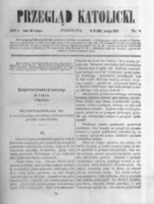 Przegląd Katolicki. 1867.02.28 R.5 nr9