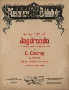 Op. 316, No. 8, Jagdrondo