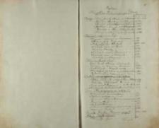 Wykaz Szczegółów treści niniejszego Pisma ( Do Rękopisma Zbiór Wiadomości o Swiętéj Górze pod Gostyniem)