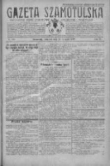 Gazeta Szamotulska: niezależne pismo narodowe, społeczne i polityczne 1930.11.13 R.9 Nr132