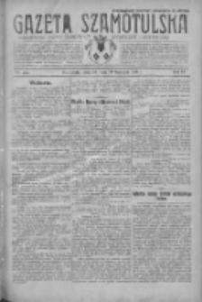 Gazeta Szamotulska: niezależne pismo narodowe, społeczne i polityczne 1930.11.20 R.9 Nr135