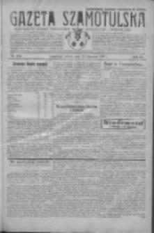 Gazeta Szamotulska: niezależne pismo narodowe, społeczne i polityczne 1930.11.22 R.9 Nr136