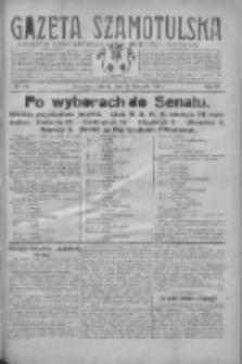 Gazeta Szamotulska: niezależne pismo narodowe, społeczne i polityczne 1930.11.25 R.9 Nr137