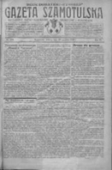 Gazeta Szamotulska: niezależne pismo narodowe, społeczne i polityczne 1930.12.13 R.9 Nr144