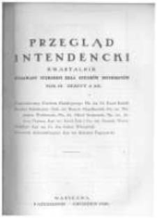 Przegląd Intendencki. 1928 R.3 zeszyt 4(12)