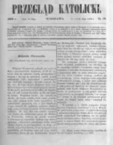Przegląd Katolicki. 1869.05.13 R.7 nr19
