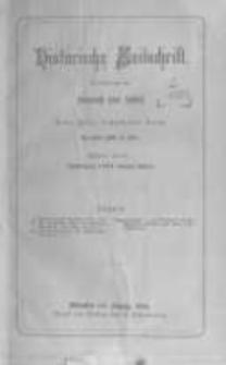 Historische Zeitschrift. 1884 Band 16(52) Heft 1-3