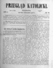 Przegląd Katolicki. 1872.05.02 R.10 nr18