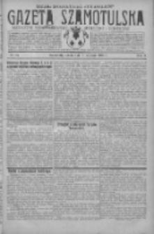 Gazeta Szamotulska: niezależne pismo narodowe, społeczne i polityczne 1931.01.31 R.10 Nr14