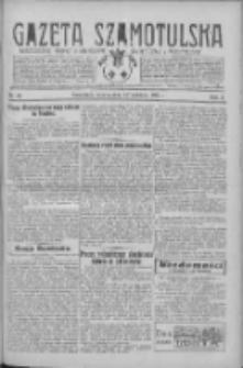 Gazeta Szamotulska: niezależne pismo narodowe, społeczne i polityczne 1931.04.18 R.10 Nr45