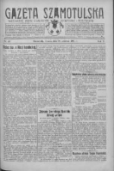 Gazeta Szamotulska: niezależne pismo narodowe, społeczne i polityczne 1931.04.28 R.10 Nr49